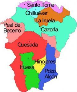 Comarca Sierra de Cazorla
