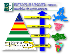 Enfoque LEADER Transparente