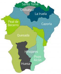 Copia de Mapa Comarca Sierra Cazorla